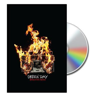Green Day Revolution Radio Lyric Book