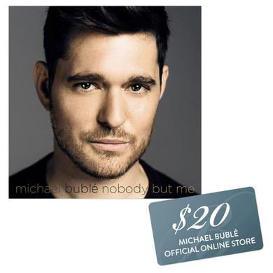 Michael Buble Bungalow-B Music Package