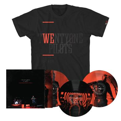 Twenty One Pilots Blurryface Live Vinyl Bundle