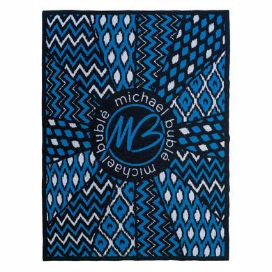 Michael Buble Ikat Blanket