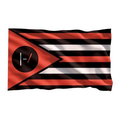 Twenty One Pilots Keystone Flag