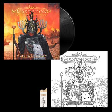 Mastodon Emperor of Sand Vinyl Bundle