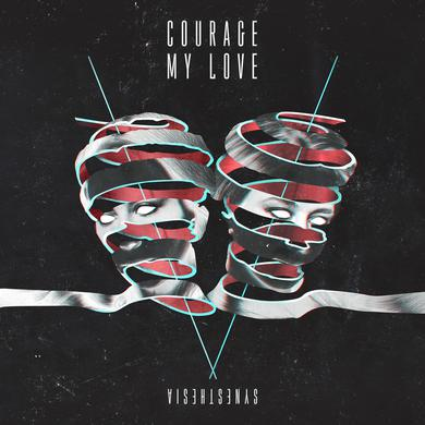 Courage My Love Double Sided Poster / 3D Glasses