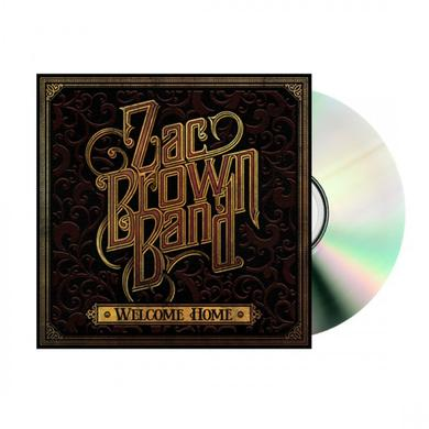 """Zac Brown Band """"Welcome Home"""" CD"""