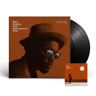 Gary Clark Jr Live North America 2016 LP (Vinyl)