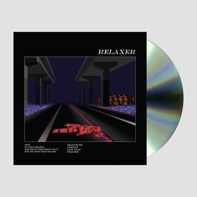 Alt-J [PRE-ORDER] RELAXER CD