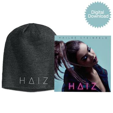 Hailee Steinfeld HAIZ Digital EP + Slouchy Beanie