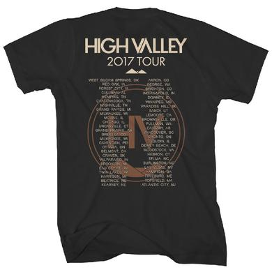 High Valley HV Tour T-Shirt