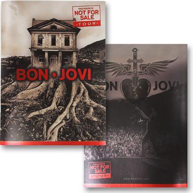 Bon Jovi 2017 Tour Program