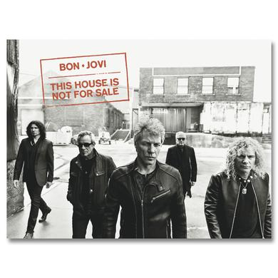 Bon Jovi Walk Poster
