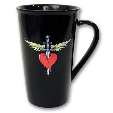 Bon Jovi Heart & Dagger Mug