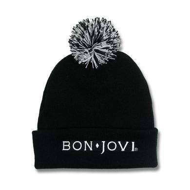Bon Jovi Jacquard Beanie