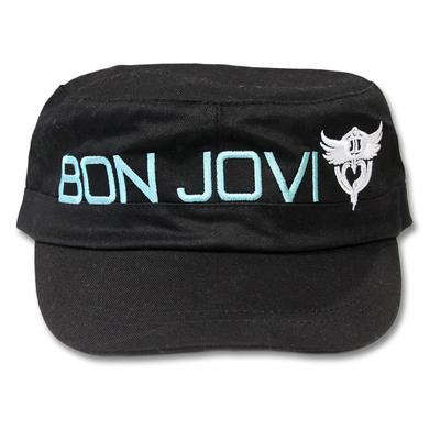 Bon Jovi Embroidered Logo Cap
