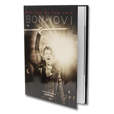 Bon Jovi Because We Can 2013 Book