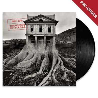 Bon Jovi This House Is Not For Sale - LP