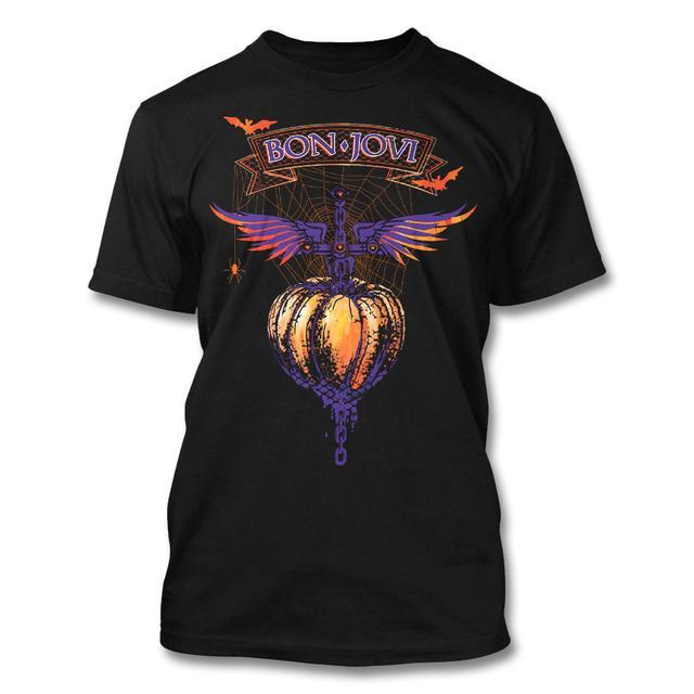 Bon Jovi 2016 Halloween T-shirt (Black)