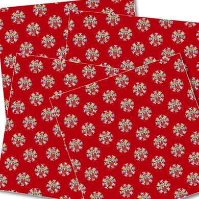 Bon Jovi Holiday Wrapping Paper (10pcs)