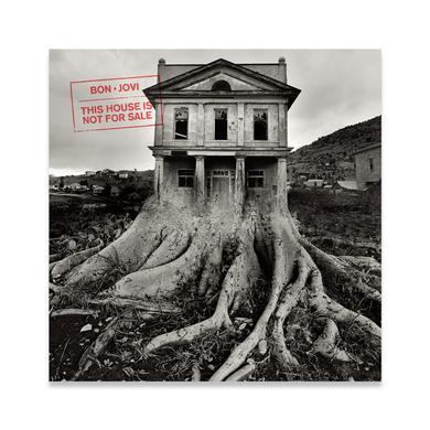 Bon Jovi This House Is Not For Sale - CD