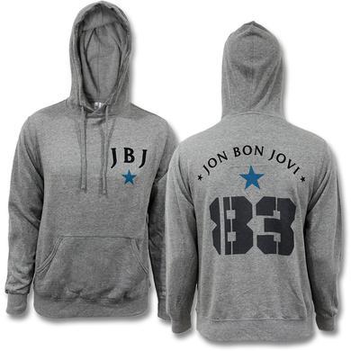 Bon Jovi Backstage Pullover Hoodie