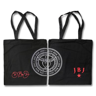 Bon Jovi JBJ Backstage Tote Bag