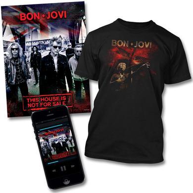 Bon Jovi Live From The London Palladium Bundle