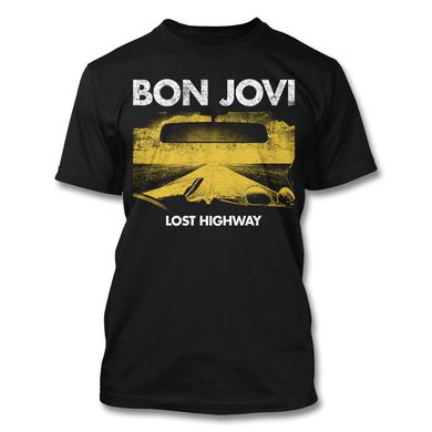 Bon Jovi Lost Highway T-shirt