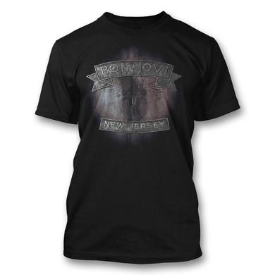Bon Jovi New Jersey Album T-shirt