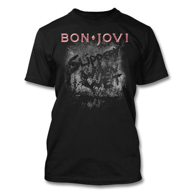 Bon Jovi Slippery When Wet T-shirt