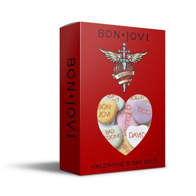 Bon Jovi Conversation Candy Hearts