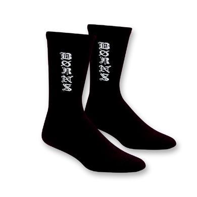 BØRNS Logo Socks