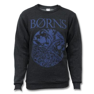 BØRNS Oil Crewneck Sweatshirt