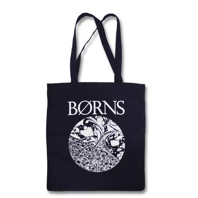 BØRNS Oil Tote Bag