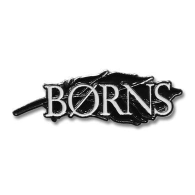 BØRNS Enamel Feather Pin