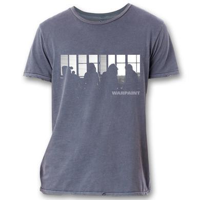 Warpaint Heads Up Album Cover T-shirt