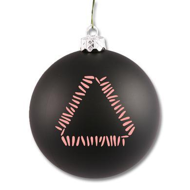 Warpaint Logo Holiday Ornament