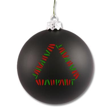 Warpaint Logo Holiday Ornament