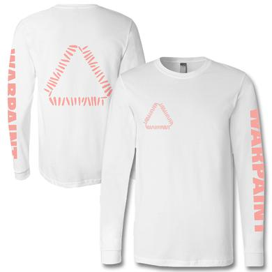 Warpaint Triangle Logo Long Sleeve T-Shirt