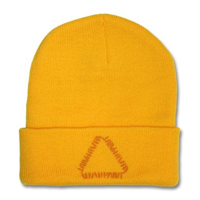 Warpaint Triangle Logo Beanie (Gold)