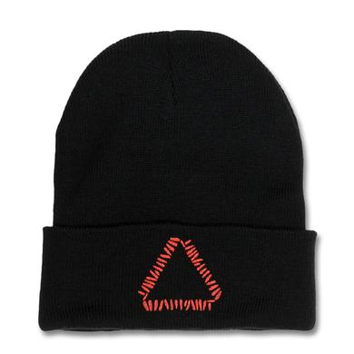 Warpaint Triangle Logo Beanie (Black)