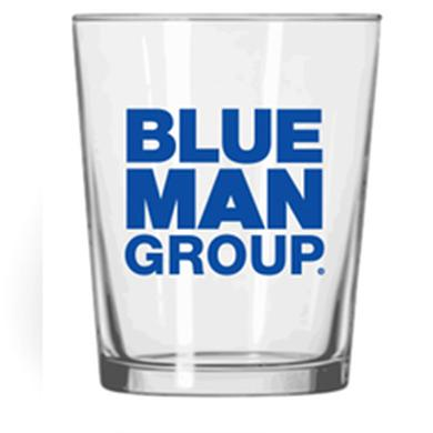 Blue Man Group Traditional Shot Glass