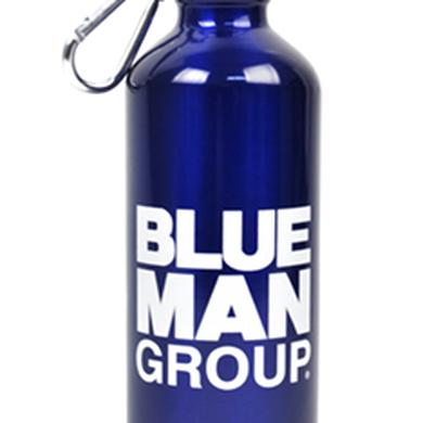 Blue Man Group Logo Water Bottle