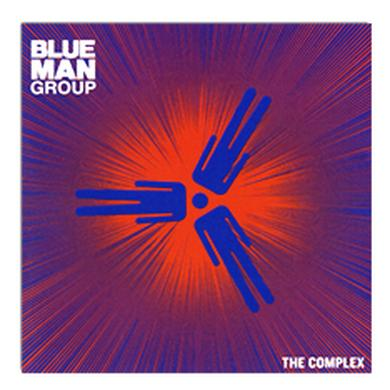 Blue Man Group The Complex  CD