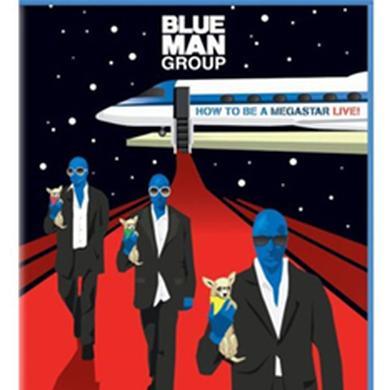 Blue Man Group Megastar Blu-ray