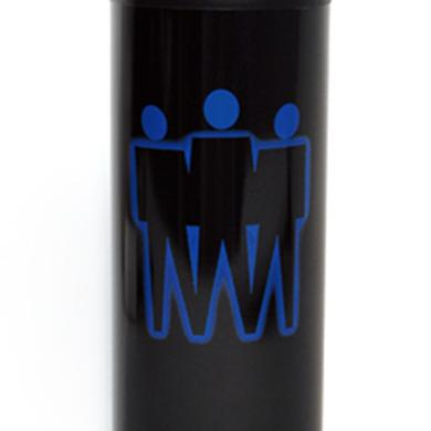 Blue Man Group Logo Travel Mug