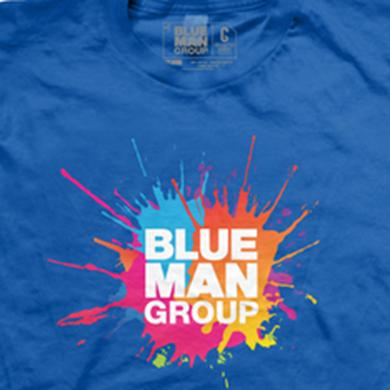 Blue Man Group Logo T-Shirt