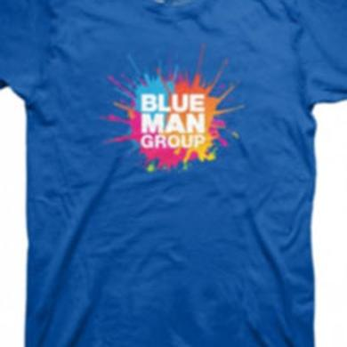 Blue Man Group Logo Youth T-Shirt