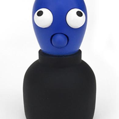Blue Man Group Squeeze Toy
