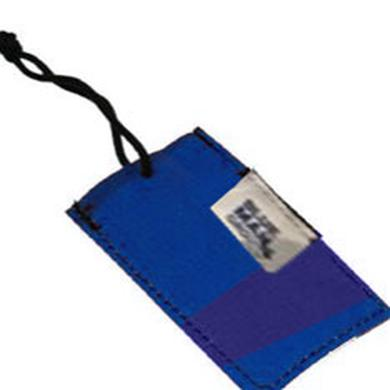 Blue Man Group Luggage Tag