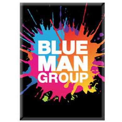 Blue Man Group Logo Magnet