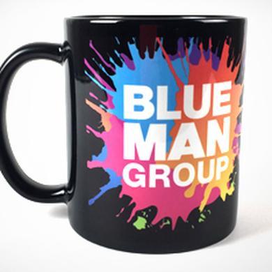 Blue Man Group Logo Mug